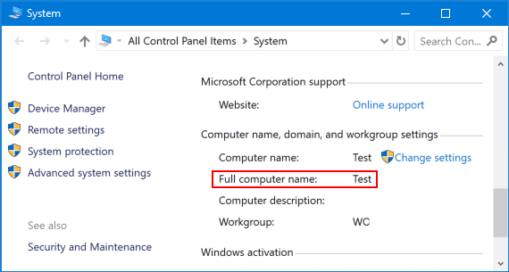 How to Find Your Computer Name in Windows and Mac OS X