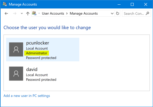 How to Check if I Have Windows Administrator Rights
