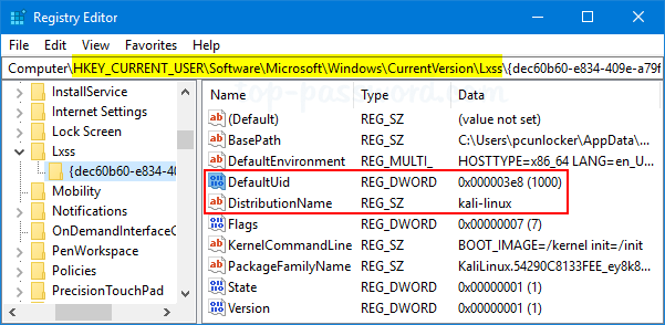 Reset Lost Root Password in Windows Subsystem for Linux