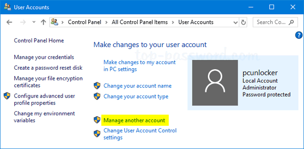 6 Ways To Change User Account Name In Windows 10 Password Recovery