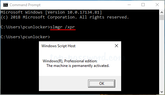 how to activate command prompt in windows 10