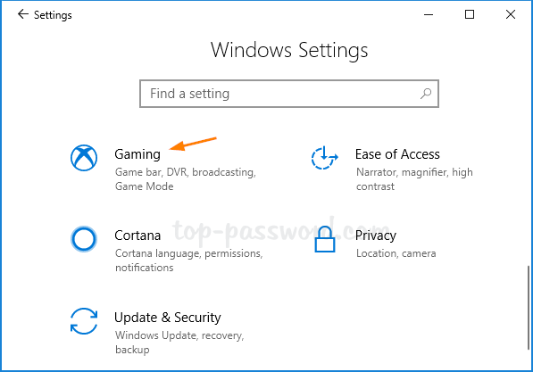 3 Ways to Disable Game Bar and Game DVR in Windows 10 | Password