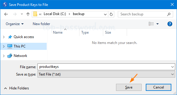 Find Lost Product Key from SQL Server 2017 / 2016 / 2014
