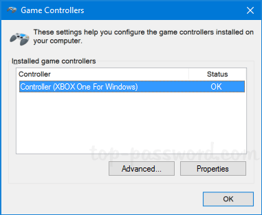 Create Game Controllers Desktop Shortcut | Password Recovery