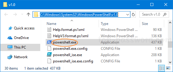 How to Disable PowerShell with Software Restriction Policies