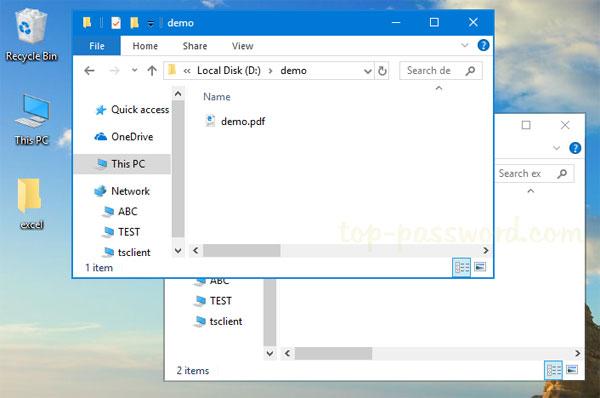 Configure File Explorer to Automatically Open Previous
