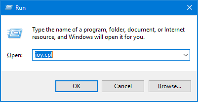 Quick Ways to Open Game Controllers Settings in Windows 10