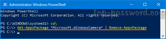 3 Ways to Fix Camera App Not Working in Windows 10