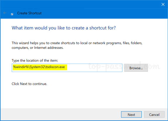 Windows 10 Switch User Shortcut | Password Recovery