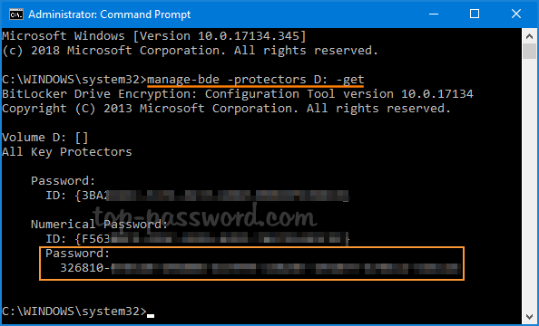 run recovery from command prompt windows 10