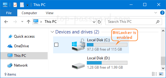 Step-by-Step Tutorial to Enable BitLocker on Windows 10 OS