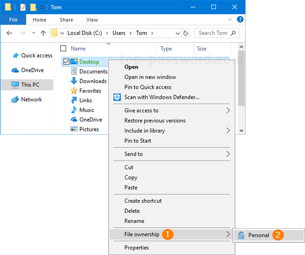How to Stop EFS from Encrypting All New Files on Windows 10