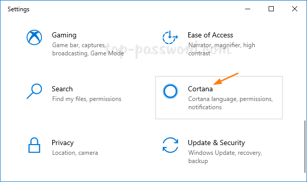 3 Ways to Enable or Disable Cortana on Windows 10 Lock