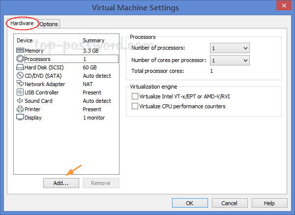 VMware: How to Boot a VM from USB Stick | Password Recovery