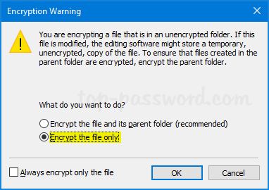 Best Ways to Password Protect Notepad Text Files in Windows 10