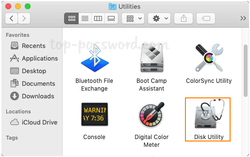 3 Ways to Open and Mount ISO File on Mac OS X | Password