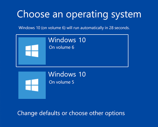 Windows 10 How To Change Os Name In Dual Boot Menu Password Recovery