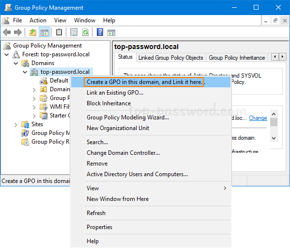 Use GPO to Automatically Save BitLocker Recovery Key in