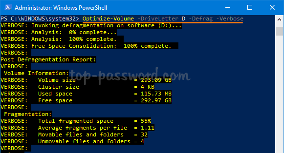 Free Ways to Optimize and Defrag Drives in Windows 10