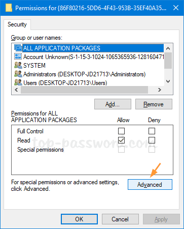How to Hide Wireless Network Password in Windows 10