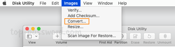 Mac Checksum Utility