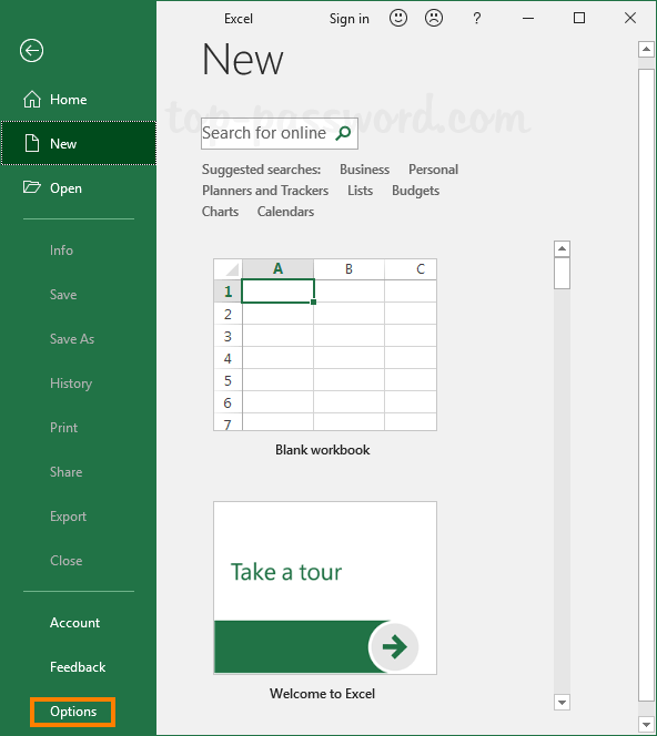 How to Change Default Font in Office Word and Excel 2016