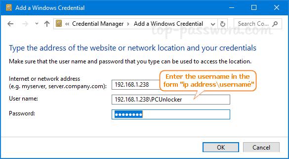 """Easy Ways to Fix """"Enter Network Credentials"""" Error in"""