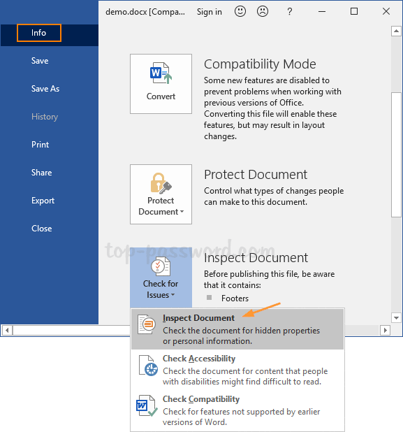 Easy Ways to Remove Header and Footer in Word 2019 / 2016