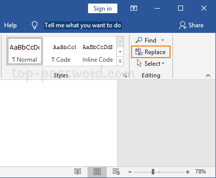 Easy Ways to Delete Blank Page in Word 2019 / 2016 Document | Password  Recovery