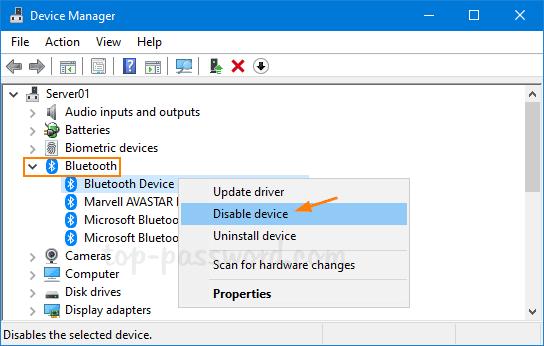 Cara Mengaktifkan Bluetooth di Windows 10