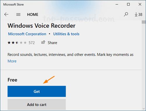 Cách Truy Cập Và Sử Dụng Ứng Dụng Ghi Âm Trong Windows 10 - VERA STAR