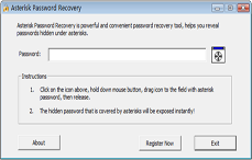 Free download Asterisk Password Recovery