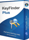 Find product key (cd key) for Windows, Office - KeyFinder Plus