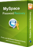 MySpace Password Recovery