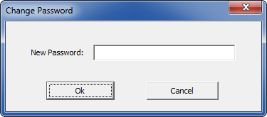 Change SQL Server Password