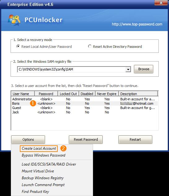 pcunlocker enterprise full