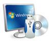 Reset lost Windows administrator or user passwords