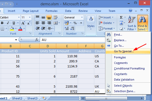 Paste Shortcut Option in Excel | How to Use Paste Shortcut Option ?