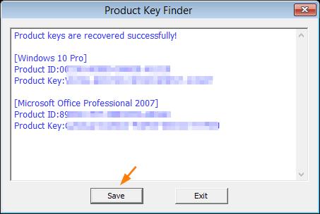 Windows 10 product key sticker unreadable | Gateway OEM system