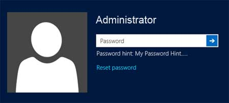 bypass computer password windows 8