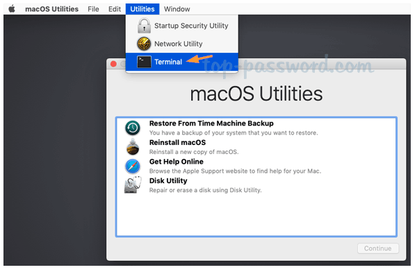 How to Reset Forgotten MacOS Mojave Password without Admin
