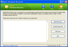 Mail Password Recovery