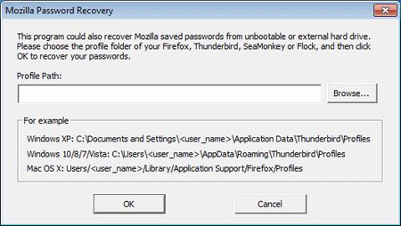 Recover Firefox Password | Password Recovery