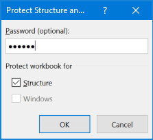 2 Ways to Prevent Excel Sheet from Being Deleted | Password