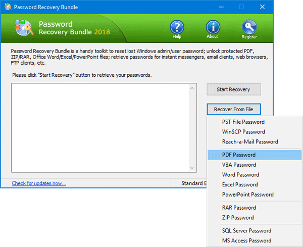 3 Ways to Unlock or Remove PDF Permissions Password with Ease