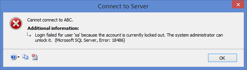 2 Methods to Unlock SQL Server SA Account When It's Locked Out