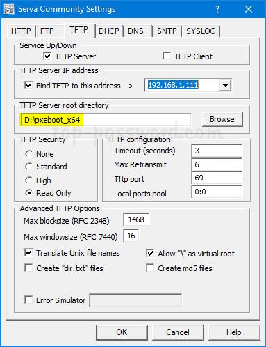 Reset Windows Password Pxe   Password Recovery
