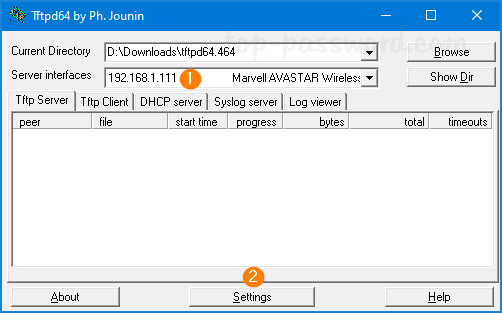 Windows Password Recovery Using PXE Network Boot - without