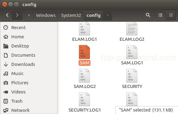 How to Reset Windows 10 Password with Ubuntu Live CD/USB