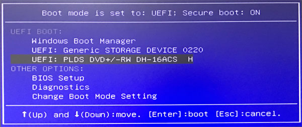 change password windows 10 safe mode